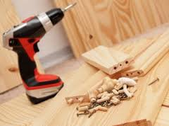 Dismantling of furniture wooden, services in