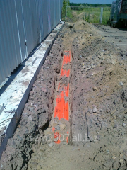 Installation of cable lines to and over 35 kV