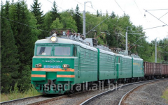 Transportation of agricultural products by rail