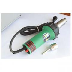 Rent of the hair dryer of welding Leister Triac S
