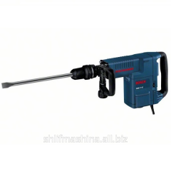 Rolling of a pick hammer of Bosch GSH 11E