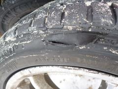 Ремонт шин (покрышек) при боковых порезах