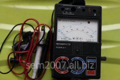Test reports of the electric tool