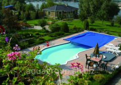 Construction of composite pools