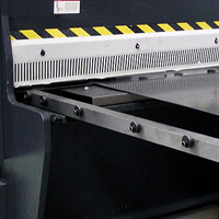 Guillotine cutting of metal rolling from ESB-group