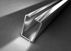 It is flexible metal
