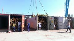Services of storage and freight handling