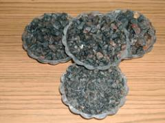 Laboratory researches of crushed stone, gravel,