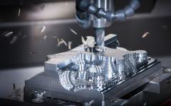 Metal milling