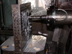 Фрезерная обработка на станках ЧПУ