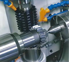 Various gear-milling works