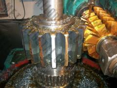 Дополнительная механическая обработка зубчатых колес