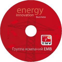Replication of CDs disks Kiev