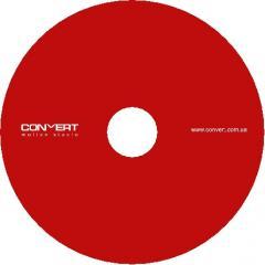 Printing on disks the price of cues