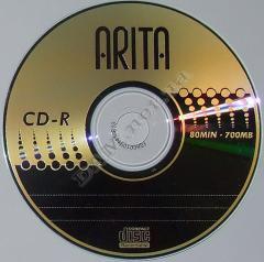 Cd dvd press
