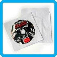 Printing on compact disks