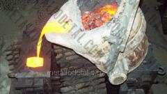 Литье металла в кокиль