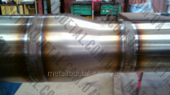 Welding of a stainless steel