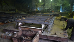 Production of welded designs
