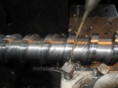 Создание рифленых поверхностей на металлическ