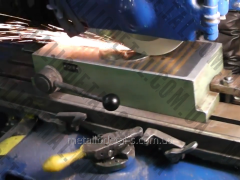 Flat polishing