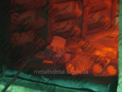 Metal normalization