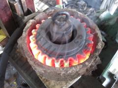 Нитроцементирование стали