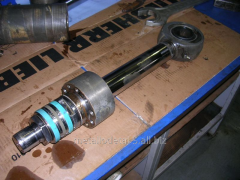 Service of repair of hydraulic cylinders