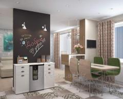 Interior design of the apartmen