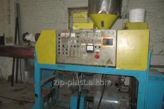 Услуги по грануляции полиэтилена, изготовление грануляторов, Хмельницкий