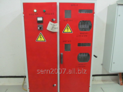 Installation of power electric equipmen