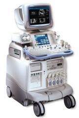 Ultrasonic diagnostics of thyroid gland