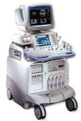 Ultrasonic researches of abdominal organs