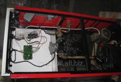 Repair of Broadcasting Company (Shelf, Slavutich,
