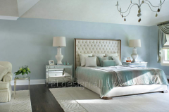 Bedroom interior decoration, architectural design