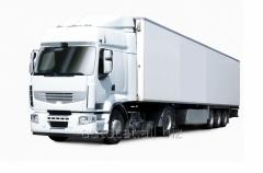 Auto goederenvervoer