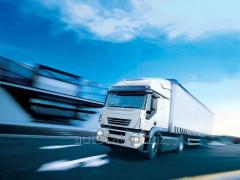 Internationell leverans med bilar