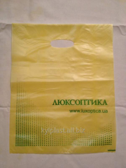 Production of plastic bags