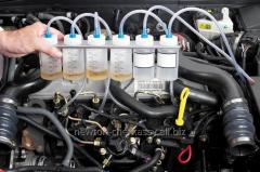 Diagnostics and repair of nozzles of Common Rail