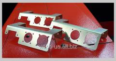 It is flexible sheet metal