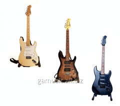 Rent, hire of electric guitars of Phill Pro in
