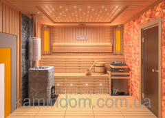 Design of a sauna