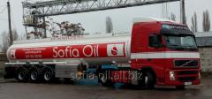 Diesel fuel, gasoline all Ukraine