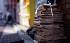 Export of waste paper in Ukraine