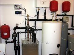Design of thermal pumps
