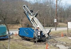 Services in horizontal directional drilling of GNB