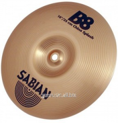 Rent, hire of Splash Sabian B8 10'' in