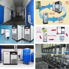 Производство камер с регулируемой газовой средой