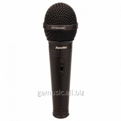 Rent, hire of the Superlux microphone (black) in