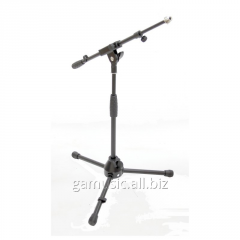Rent, hire of microphone semi-rack on tripod in